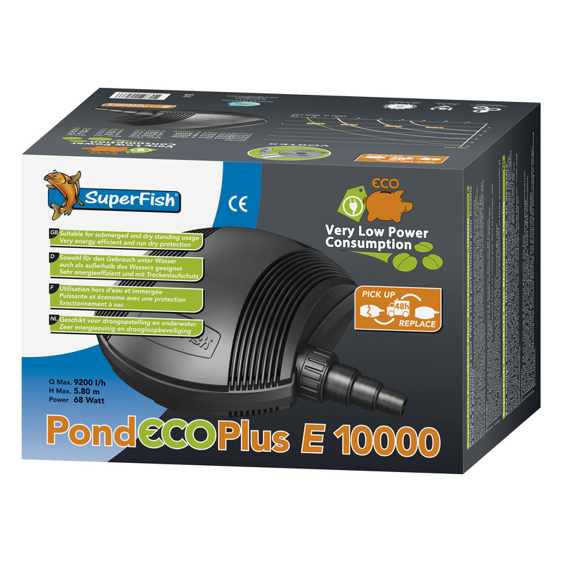 Pond Eco Plus E