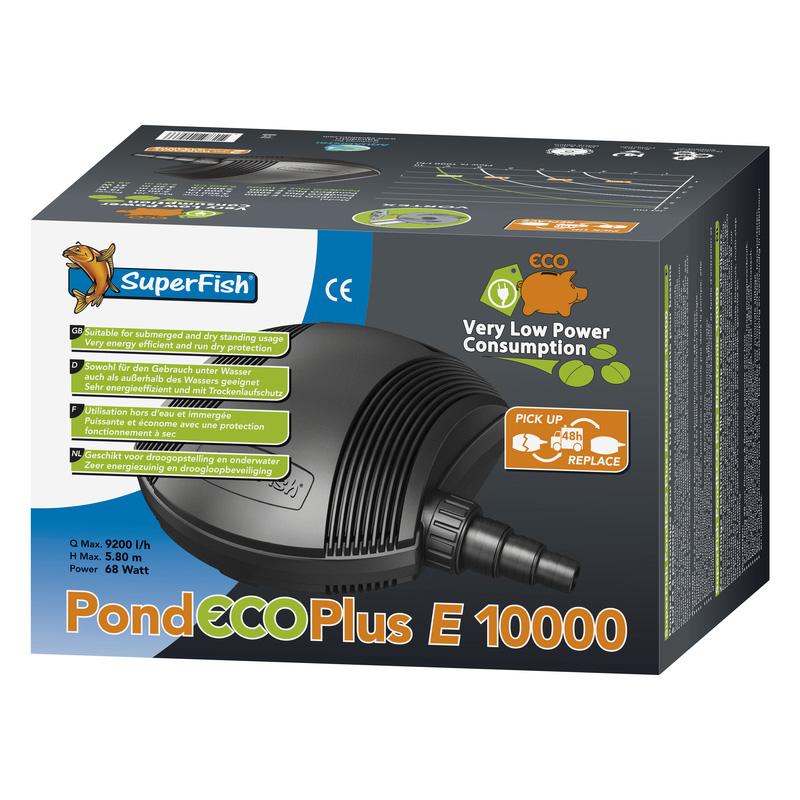 Pond Eco Plus E