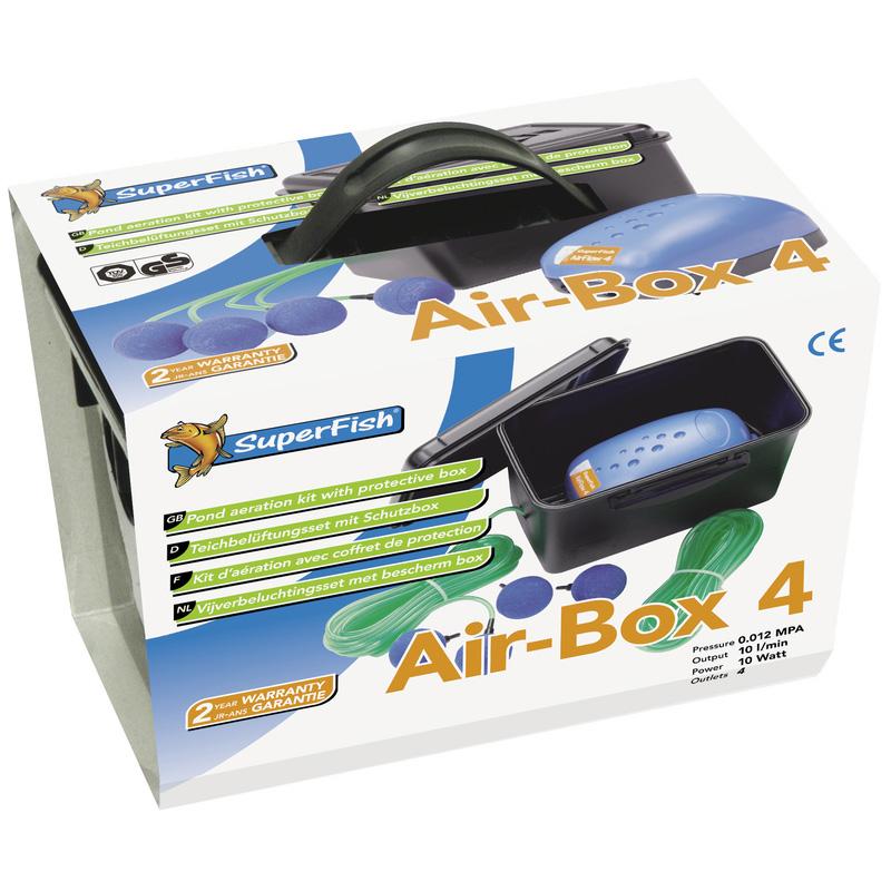SuperFish Air Box