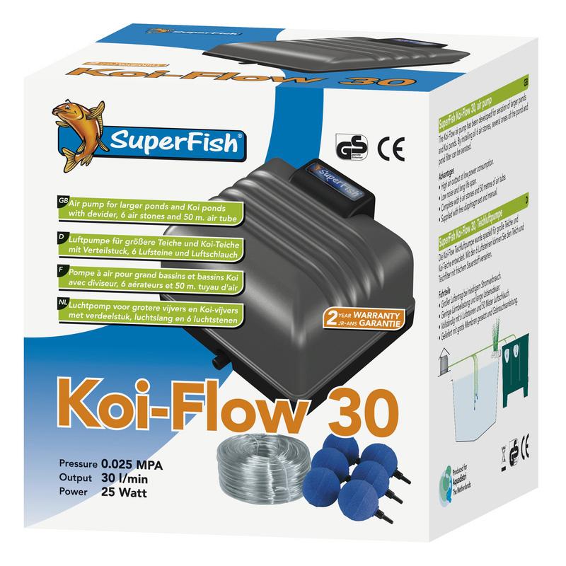 SuperFish Koi Flow